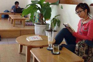 Cafe Sách 'Coffe Ô Cửa' - không gian yên tĩnh để làm việc và học tập ở Sài Gòn