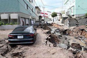 Nhật Bản: Không còn người mất tích trong vụ động nhất xảy ra tại Hokkaido vừa qua