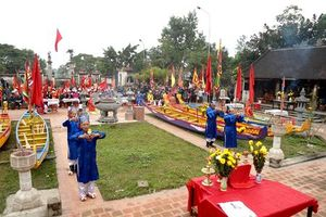 Thêm 8 di sản văn hóa phi vật thể quốc gia