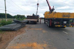 Sập cầu ở Bình Thuận: Ngày 13/9 thông tuyến ĐT 766