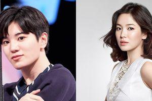 10 cặp sao Hàn 'giống nhau như đúc' dù không phải anh chị em