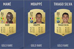 Top 100 cầu thủ xuất sắc nhất FIFA 19 (P3): Mbappe chạy nhanh nhất