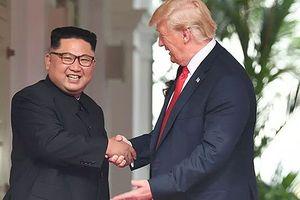Tổng thống Mỹ Trump khen ngợi 'thông điệp tích cực' của Triều Tiên