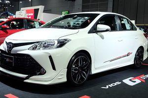 Hình ảnh Toyota Vios GT Street phiên bản đặc biệt giá 540 triệu đồng