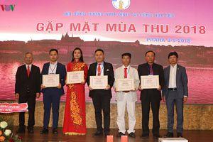 Phát huy truyền thống hiếu học của người Nam Định tại Séc