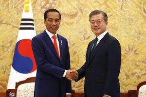 Hàn Quốc - Indonesia đẩy mạnh hợp tác song phương