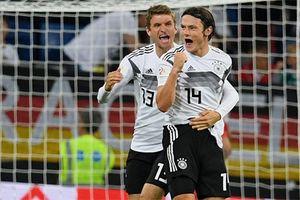 Đức nhọc nhằn đánh bại Peru
