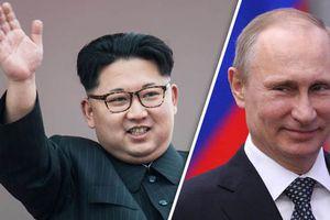 Ông Kim Jong-un có thể tới Nga hội đàm cùng Tổng thống Putin trong năm nay