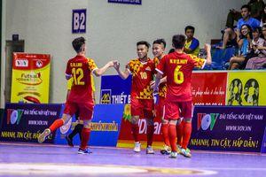 Futsal HDBank VĐQG 2018: Cao Bằng mất vị trí thứ ba