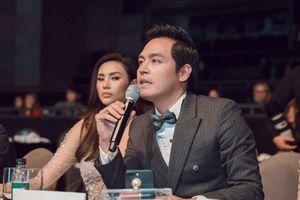 Á hậu Thư Dung bị MC Phan Anh phản đối, bỏ chấm thi giữa chừng vì lý do này