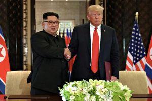 Bất ngờ bức thư hé lộ thêm đột phá Mỹ - Triều?