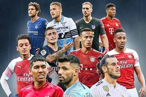 'Đội hình xuất sắc nhất 2018' gây tranh cãi vì thiếu hàng loạt sao lớn
