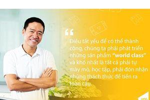 Sáng nay, Chủ tịch VNG Lê Hồng Minh đăng đàn về khởi nghiệp tại sự kiện 'ASEAN 4.0 cho tất cả mọi người'
