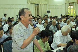 Mặt trận Hà Nội: Chú trọng nâng cao chất lượng cán bộ