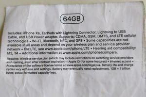 Danh sách phụ kiện bán kèm iPhone mới