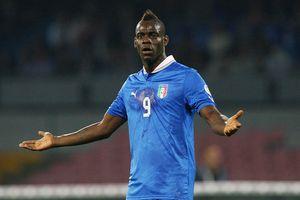 Mario Balotelli bị loại khỏi tuyển Italy: Từ thiên tài đến bất tài