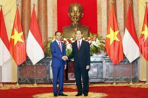 Indonesia muốn sớm phân định vùng đặc quyền kinh tế với Việt Nam