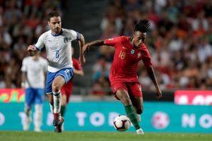 Bồ Đào Nha thắng Italia nhờ người thay thế siêu sao Ronaldo