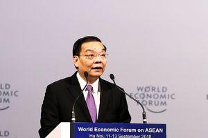 Đưa Đông Nam Á thành trung tâm khởi nghiệp đổi mới, sáng tạo
