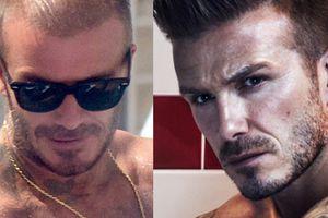 Phát hiện sự thật về mái tóc lơ thơ bị chê bai của David Beckham
