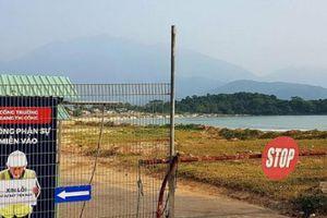 Dự án Nam Ô: Quận Liên Chiểu thúc giục, chủ đầu tư hứa hẹn