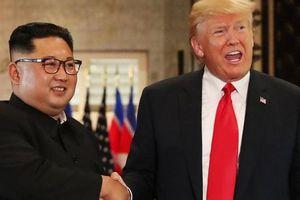 Động thái bất ngờ của Trump sau khi nhận thư của Kim Jong-un