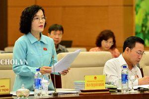 Kết quả bất ngờ dự thảo Luật từ sáng kiến của nữ đại biểu Quốc hội
