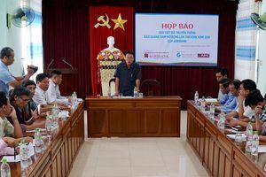 Hơn 1.850 người tham gia giải Việt dã truyền thống Báo Quảng Nam lần thứ 22