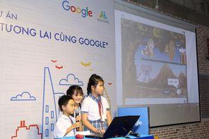 Hơn 10.000 giờ học lập trình ngôn ngữ Scratch cho gần 1.300 học sinh