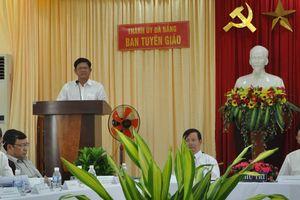 Người làm báo Đà Nẵng học tập và làm theo tư tưởng, đạo đức, phong cách Hồ Chí Minh