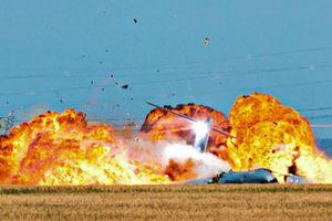 Tây Ban Nha công bố vụ tai nạn thảm khốc máy bay A400M