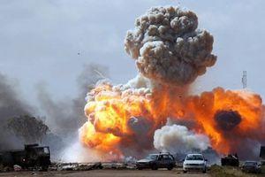 Liên minh Mỹ-Anh-Pháp thảo luận phương án không kích Syria