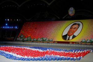 'Đồng diễn toàn dân' Triều Tiên trở lại sau 5 năm vắng bóng