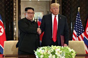 Lãnh đạo Triều Tiên mong muốn gặp ông Trump lần thứ hai