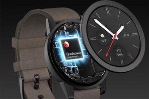 Qualcomm giới thiệu chip Snapdragon Wear 3100 cho đồng hồ thông minh