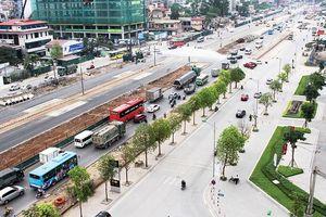 Nỗ lực hoàn thành các dự án giảm ùn tắc giao thông