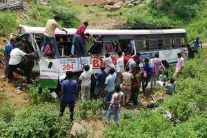 Bản tin 20H: Tai nạn xe bus thảm khốc, ít nhất 45 người thiệt mạng