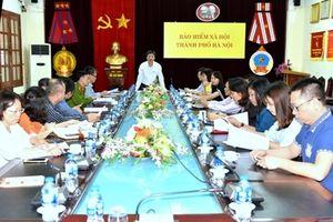 Bảo hiểm xã hội Hà Nội chuyển hồ sơ hai doanh nghiệp nợ đọng bảo hiểm sang cơ quan điều tra