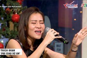 Chất giọng 'khủng' xứng danh diva của Thu Minh