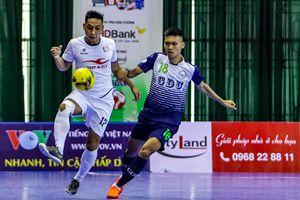 Giải VĐQG Futsal HDBank: Ngôi đầu không đổi chủ