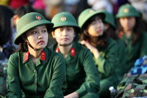 9 trường quân sự tuyển sinh bổ sung hơn 50 chỉ tiêu