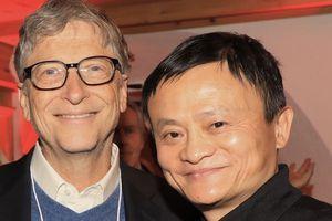 Tỷ phú Jack Ma: 'Tôi sẽ nghỉ hưu và làm từ thiện tốt hơn Bill Gates'