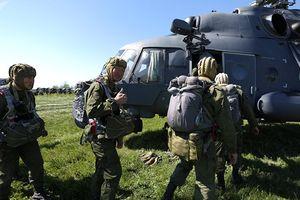 Nga bắt đầu cuộc tập trận quân sự lớn nhất trong lịch sử