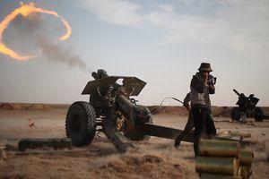Quân đội Syria trút 'cơn mưa' tên lửa, đạn pháo xuống Idlib - Hama