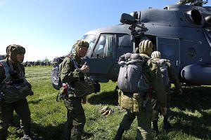 Vũ khí Nga rầm rộ tham gia cuộc tập trận 'khủng' Vostok-2018
