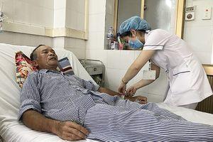 Quảng Ninh: Mở rộng điều trị ung thư thực quản bằng phương pháp nội soi
