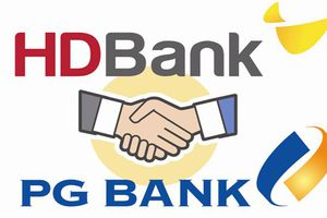 NHNN chấp thuận nguyên tắc việc sáp nhập PGBank vào HDBank