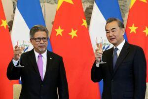 Trung Quốc yêu cầu Mỹ không tỏ thái độ xấu với các nước cắt quan hệ với Đài Loan