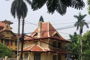 Những công trình kiến trúc Pháp cổ tuyệt đẹp tại Hà Nội (3)