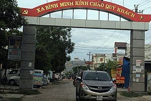 Cách chức hàng loạt cán bộ dùng bằng giả ở Quảng Nam